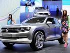 Volkswagen apresenta o conceito Cross Coupé no Salão de Tóquio
