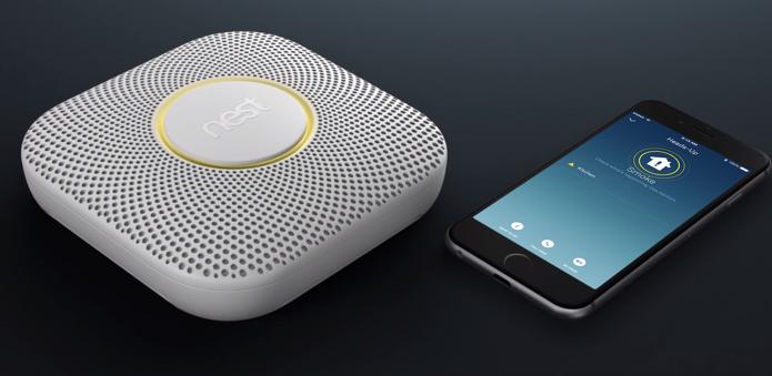 Dispositivos inteligentes permitem monitorar a residência pelo celular (Foto: Divulgação/Nest)