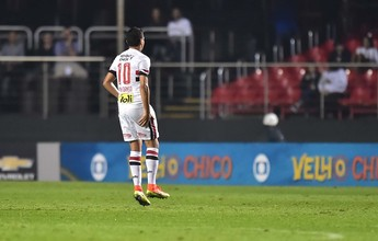 """Carlos Cereto diz que São Paulo  perde """"mais de meio time"""" sem Ganso"""