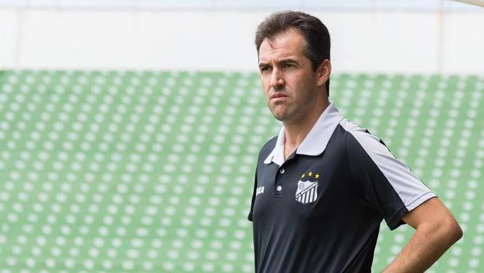 Léo Condé técnico Bragantino (Foto: Rafael Moreira/C.A. Bragantino)