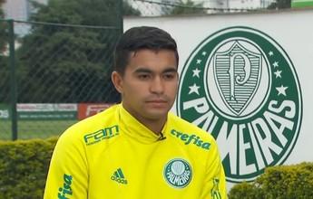 Triste por gramado ruim, Dudu pede menos shows na Arena Palmeiras