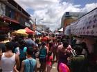 Cem comércios abrem na Zona Leste de Porto Velho neste domingo, 13