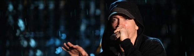 Eminem (Foto: Daigo Oliva/G1)
