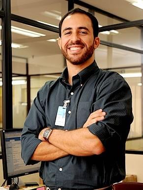 Fábio Gomes, nutricionista do Instituto Nacional do Câncer (Foto: Divulgação)