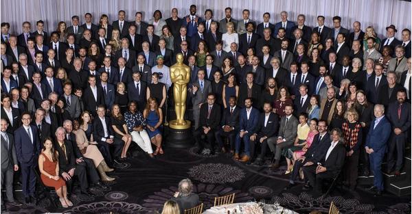Os indicados aos Oscar 2017 (Foto: Instagram)