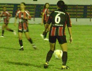 Caucaia Esporte Clube (Foto: Reprodução/ Facebook/Tcheska Hanson)