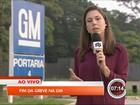 Operários da fábrica da GM em São José encerram greve após acordo