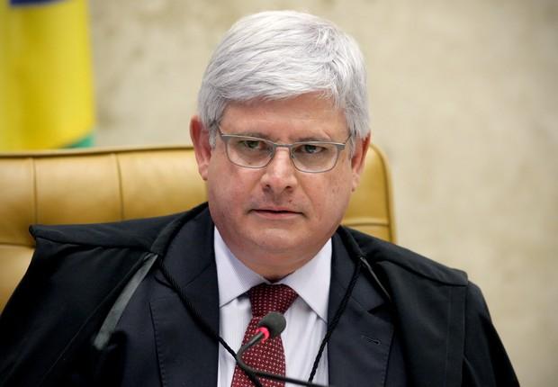 O procurador-geral da República, Rodrigo Janot (Foto: Carlos Humberto/SCO/STF)