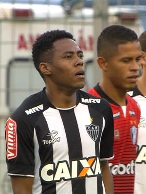 Elias; Atlético-MG (Foto: Reprodução/ TV Globo Minas)