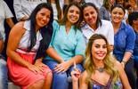 Conheça o grupo de corrida feminina minissaia (Priscilla Fiedler/RPC)