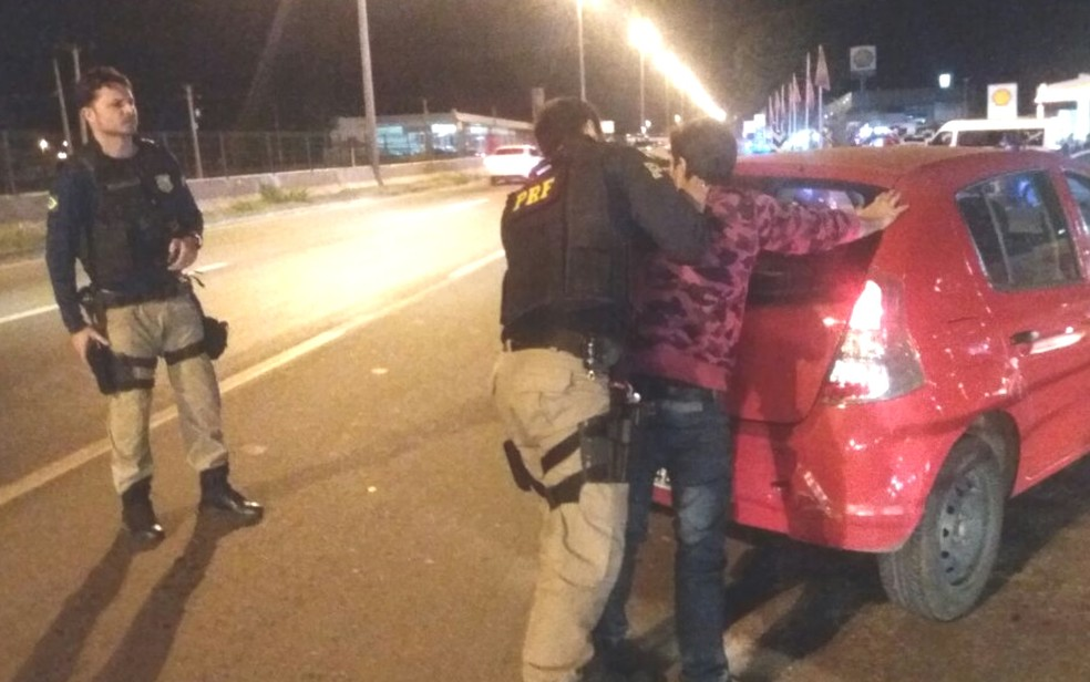 PRF bate recorde de autuações de motoristas bêbados em um único fim de semana (Foto: Divulgação/PRF)