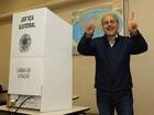 'Uma campanha muito positiva', diz Fruet (PDT) após votar em Curitiba