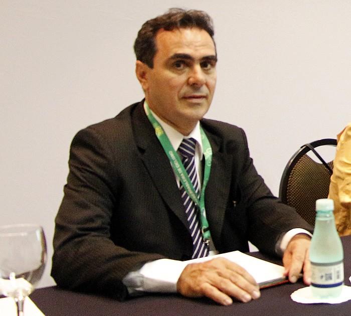 José Luiz Vasconcellos, presidente de CBC