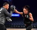 """Técnico de Joanna, Katel diz: """"Espero que ela vença o mais rápido possível"""""""