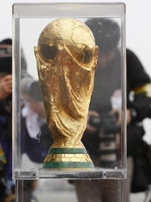 Taça Fifa (Foto: Reuters)