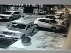 Câmeras flagram assalto em frente ao PSM (Reprodução/Tv Liberal)