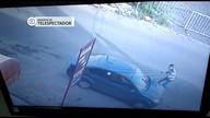 Viatura da Polícia Civil é roubada por bandidos armados