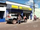 Polícia investiga explosão de agência bancária em Santo Antônio dos Lopes