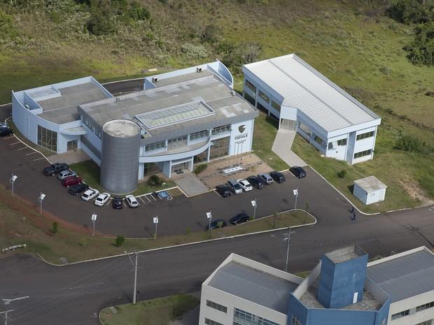 feevale parque tecnológico RS (Foto: Divulgação)
