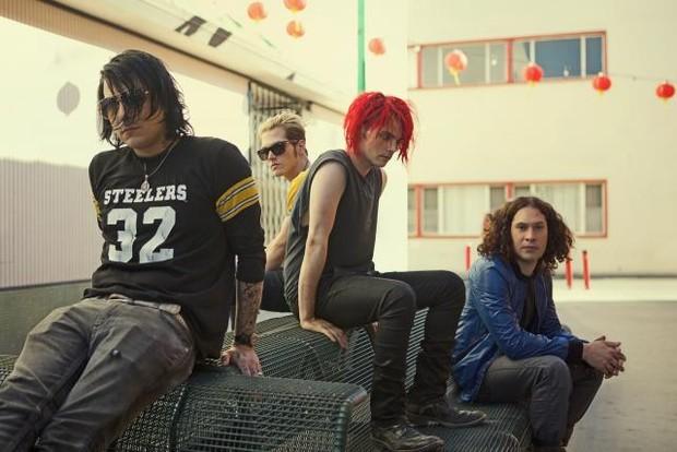 My Chemical Romance (Foto: Reprodução/My Chemical Romance)