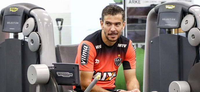 Leandro Donizete; Atlético-MG (Foto: Bruno Cantini/Atlético-MG)