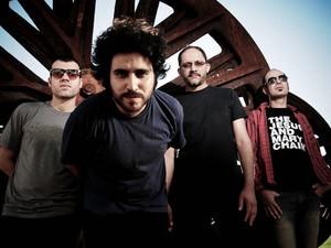 A banda Los Porongas se apresenta em Belém na próxima sexta-feira (29) (Foto: Diego Gurgel/Divulgação)