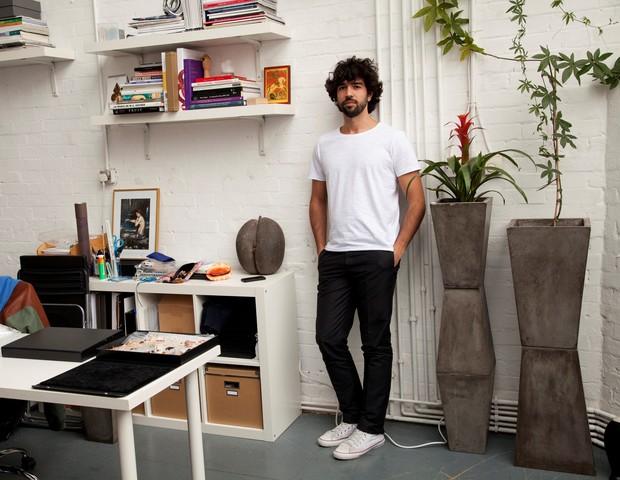 Fernando Jorge (Foto: Arquivo Vogue Brasil)