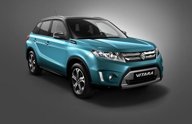 Suzuki Vitara (Foto: Divulgação)
