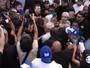Briga e prisão marcam divulgação das notas  (Reprodução TV Globo)
