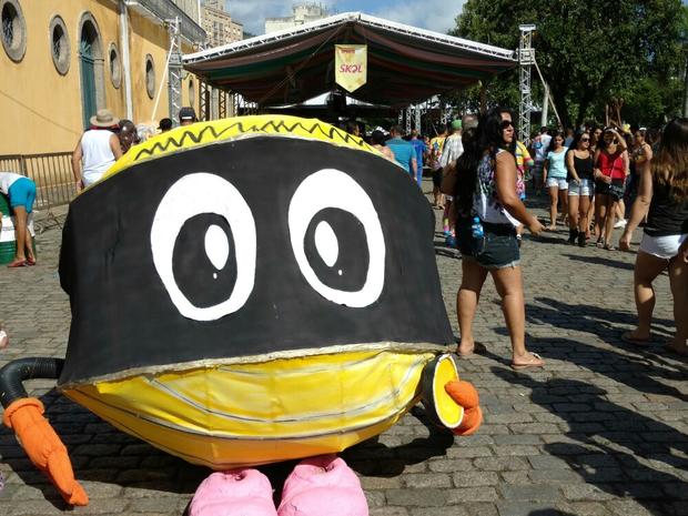 Berbigão do boca (Foto: Edsoul Amaral/RBS TV)