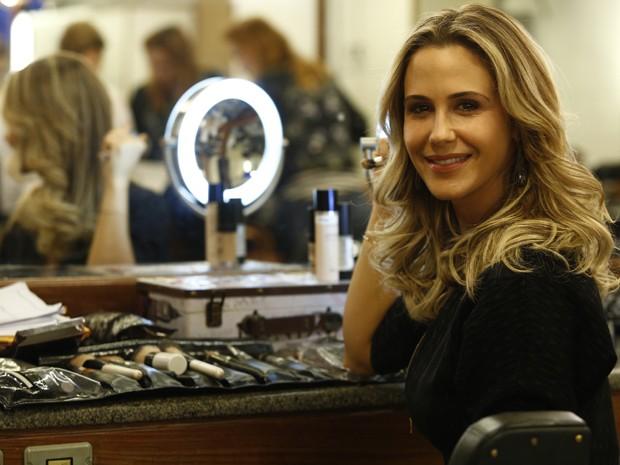Guilhermina Guinle será mãe de Giovanna, personagem de Agatha Moreira, em Verdades Secretas (Foto: Raphael Dias/ Gshow)