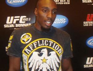 Phil Davis, UFC (Foto: Ivan Raupp / Globoesporte.com)