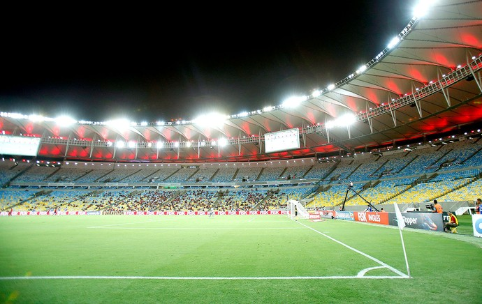 torcida Flamengo estádio Maracanã (Foto: Alexandre Cassiano / Agência O Globo)