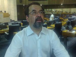Marco Aurélio Cunha  (Foto: Roney Domingos/ G1)