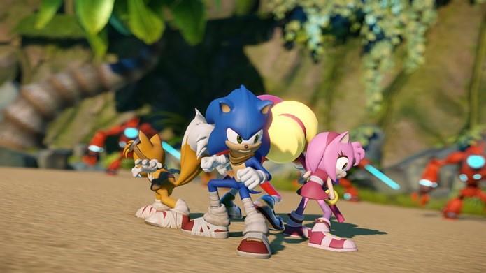 Sonic Boom: Rise of Lyric (Foto: Divulgação)