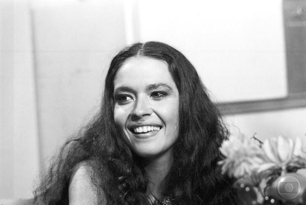 Regina Dourado (Foto: ACERVO – TVGLOBO  )