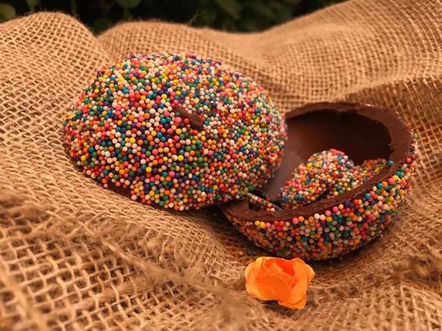 Ovo colorido Grão Fino (Foto: Divulgação)