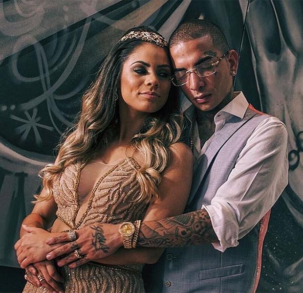 MC Guimê e Lexa (Foto: Ricvardo Cintra/Reprodução do Instagram)