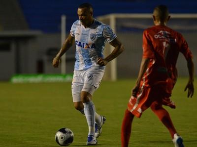 França Londrina Rio Branco (Foto: Gustavo Oliveira/ Londrina Esporte Clube)