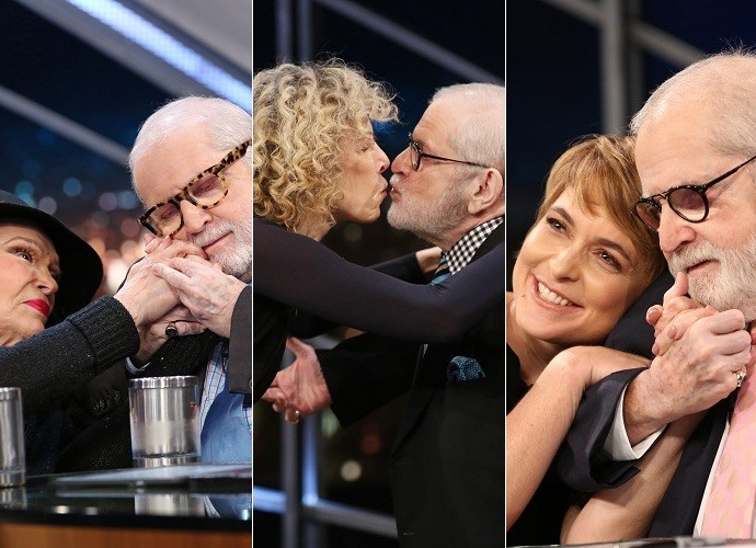 Jô Soares em alguns dos momentos mais emocionantes do ano (Foto: Carol Caminha/Gshow)