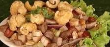 Aprenda a fazer o prato campeão do 'Comida Di Buteco' de Montes Claros (Reprodução / Inter TV)