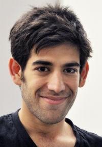 Aaron Swartz em foto de 8 de dezembro de 2012. Ele foi encontrado morto em seu apartamento no dia 11 de janeiro de 2013 (Foto: ThoughtWorks, Pernille Ironside/AP)