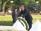 Barack Obama faz visita histórica e emocionante a Hiroshima