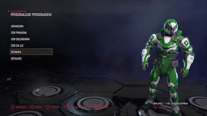 Doom: novo game traz robusto sistema de personalização (Foto: Reprodução/Victor Teixeira)