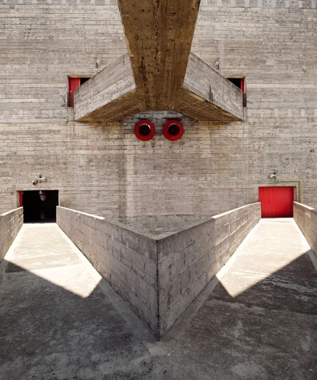 20 melhores fotos de arquitetura do ano (Foto: Inigo Bujedo Aguirre/Divulgação )