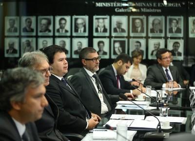 reuniao-conselho-energia (Foto: Saulo Cruz/MME)
