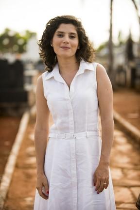 Gabriela Carneiro da Cunha (Foto: João Miguel Junior / TV Globo)