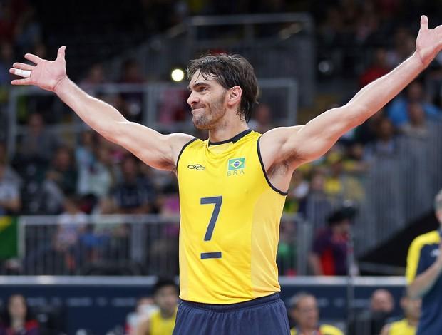 vôlei Giba olimpíadas (Foto: Getty Images)