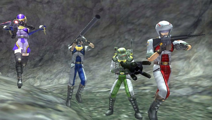 Earth Defense Force 2: Invaders From Planet Space (Foto: Divulgação/xseed games)