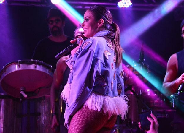 Alinne Rosa (Foto: Felipe Souto Maior/AgNews)